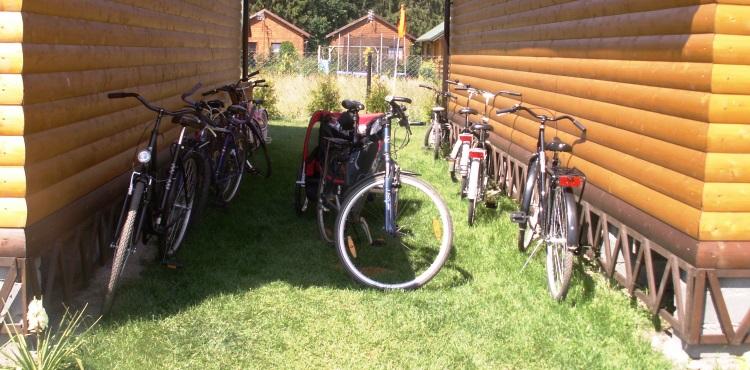 Przystań u Piotra - rowery